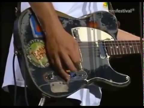 Joe Strummer and the Mescaleros [Bankrobber live 1999] 1080p HD