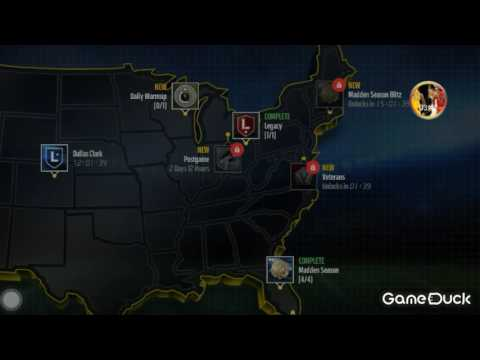 Madden Mobile 17: Legend Dallas Clark Gameplay+ A Little Ravens Talk