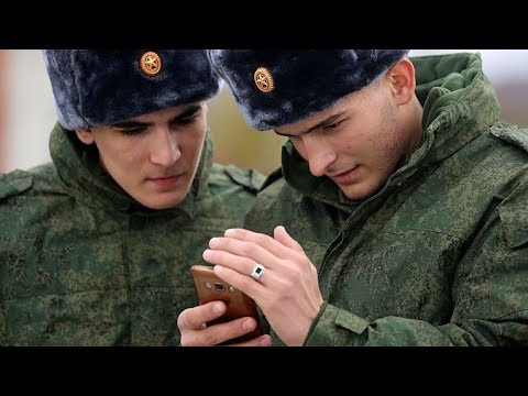 Где и почему военным запрещают пользоваться смартфонами? Обсуждение на RTVI