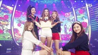 《CUTE》 레드벨벳(Red Velvet) - Dumb Dumb(덤덤) @인기가요 Inkigayo 20150920