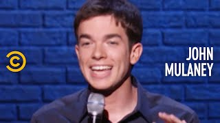 "John Mulaney: ""My Body Is Bad at Sports"""