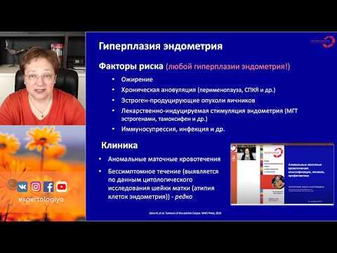 Экспертология | Гиперплазия эндометрия: причины, диагностика, лечение, профилактика Пустотина О.А.