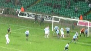 ST. MIRREN SCORE AT CELTIC PARK