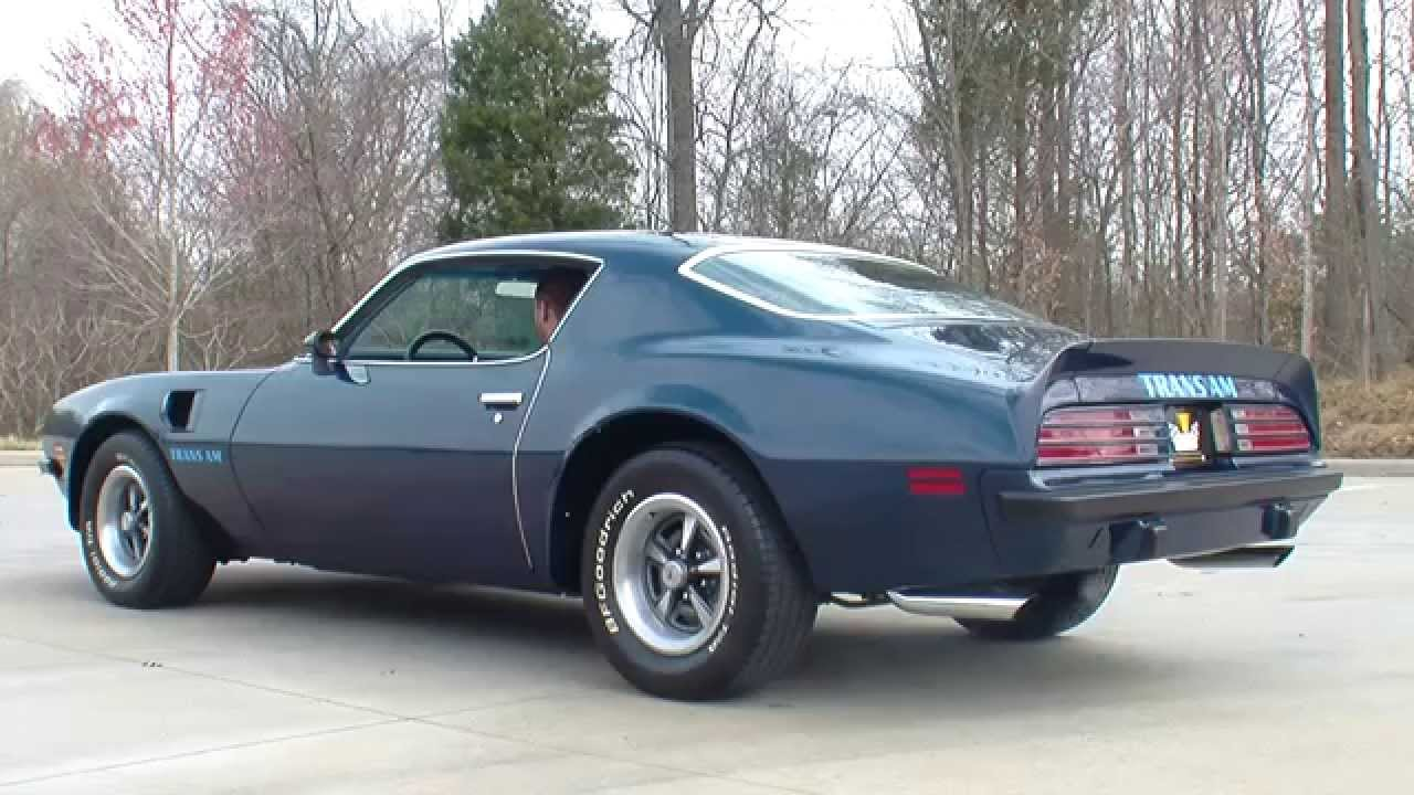 2015 Monte Carlo Ss >> 135095 / 1974 Pontiac Firebird Trans Am Super Duty - YouTube