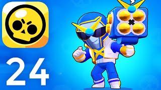 Brawl Stars - Super Ranger Brock - Gameplay Walkthrough Part 24