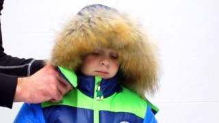 Зимний комбинезон для мальчика | Микс | Интернет магазин BOOMKIDS(Зимний комбинезон для мальчика «Микс» Нужна теплая одежда для мальчика от 1 года до 5 лет, чтобы ребенку..., 2016-12-06T13:08:18.000Z)