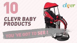 Clevr Baby Products Video Collection // New & Popular 2017
