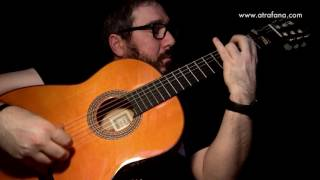 Some Traditional Solea from Paco Peña