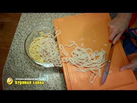 Спаржа с морковью покорейски