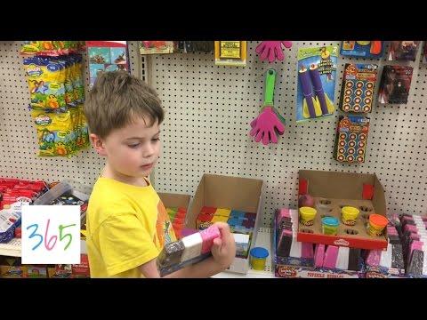 DOLLAR TREE TOYS | KIDS LIFE 365 | 4.6.17