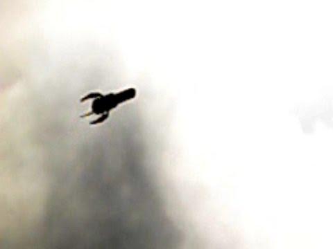 SHARE THIS UFO SIGHITNG!!! Bizarre Shaped UFO