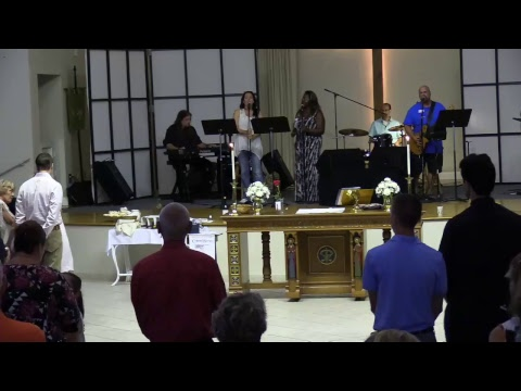 Baptisms on The Feast of the Transfiguration (FULL SERVICE)