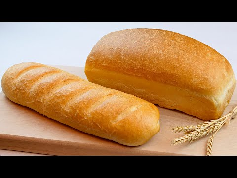 Домашний хлеб без хлебопечки! Рецепт хлеба в духовке!
