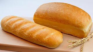 Домашний хлеб без хлебопечки Рецепт хлеба в духовке