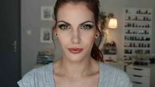 Urban Decay Electric Palette Make-up Tutorial Thumbnail