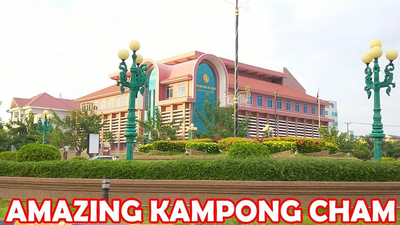 Girls Kampong Cham
