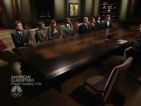 Celebrity Apprentice: Omarosa vs Piers 1