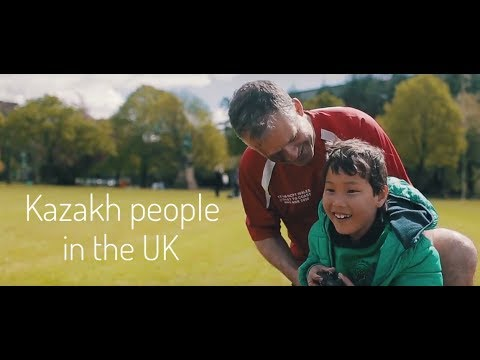 Kazakh people in the UK | Документальный фильм | С субтитрами