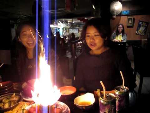 Winnie and Tracy Birthday