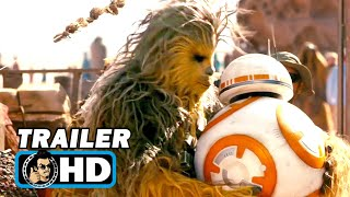 "STAR WARS: RISE OF SKYWALKER ""Friendship"" Featurette NEW (2019) CCXP"