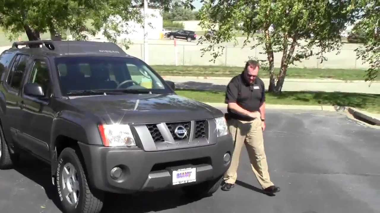 Used 2007 Nissan Xterra X 4wd for sale at Honda Cars of Bellevue ...