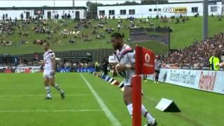 NRL 2012 Round 3 Highlights: Warriors V Bulldogs Top 10 Video
