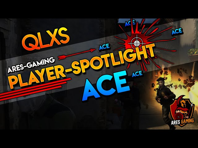 Player-Spotlight: qLxS fast ECO ACE on DE_INFERNO CS:GO  by ares-gaming