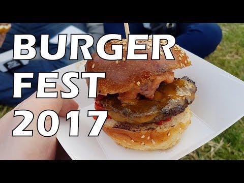 Cum a arătat Burger Fest 2017
