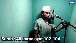 Surah Ali Imran Ayat 102 104