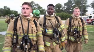 FIRE ACADEMY GRADUATION (CLASS 021)