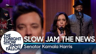 Slow Jam the News with Senator Kamala Harris