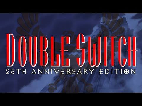 Get your FMV on with Double Switch: 25th Anniversary Edition, out today on PS4 and PC