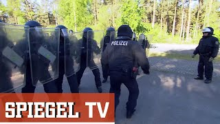 Schweiß und Tränen: Ausbildung bei der Bundespolizei (4/4)