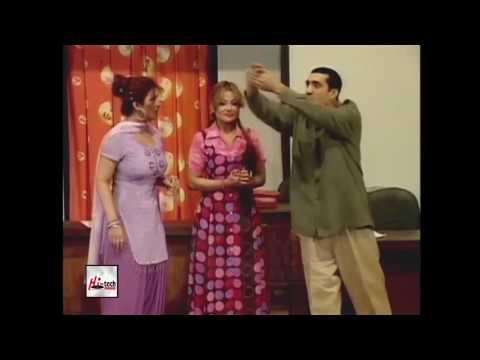 Best of Zafri Khan, Nadia Ali & Hina Shaheen - PAKISTANI STAGE DRAMA FULL COMEDY CLIP