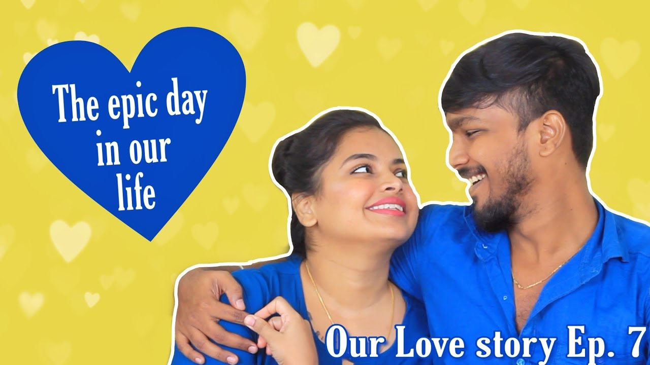 Our first most emotional and romantic day | Our love story ep. 7 | Ram with Jaanu