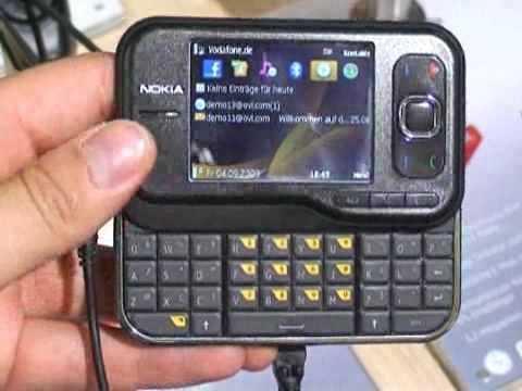 NP Extra - Īsa iepazīšanās ar Nokia 6760 Slide
