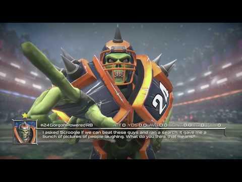 Mutant Football League (PC) - Midway Mutants season!