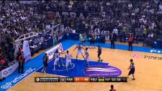 Highlights: Partizan NIS Belgrade-Fenerbahce Ulker Istanbul