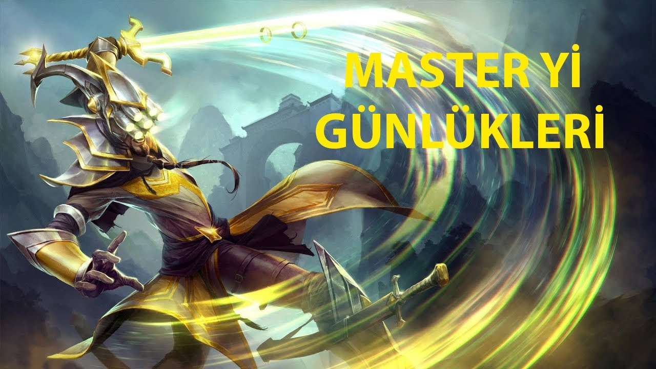 league of legends master yi