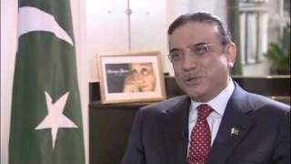 Frost over the World - Asif Ali Zardari - 15 May 09