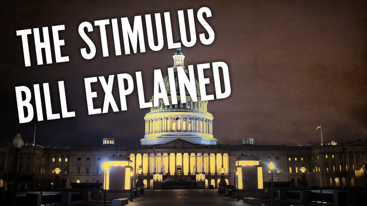 WHAT'S IN THE STIMULUS BILL? $2 trillion bill has A LOT MORE than coronavirus pandemic relief