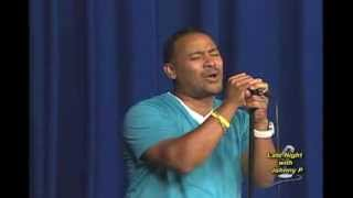 "Late Night With Johnny P / George Lamond ""Dont Stop Believin"""