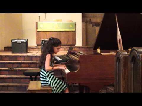 Academy of Music and Fine Arts Fall Concert 2014: Hasmik Manukyan