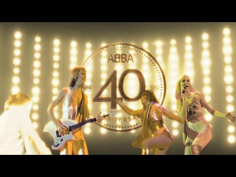 ABBA 40th Anniversary 2014