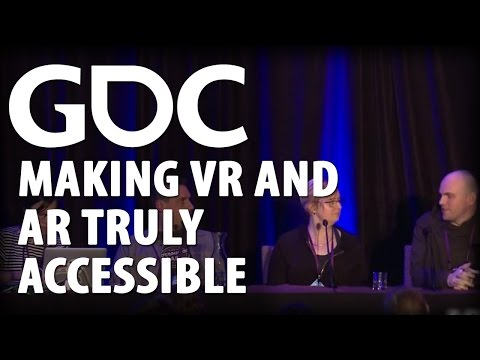 Making VR and AR Truly Accessible
