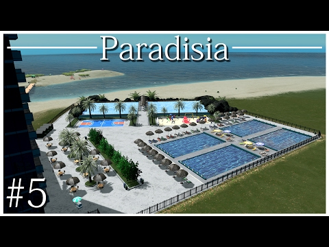Cities: Skylines - Paradise Resort and Golf Part 1 (Ep5)