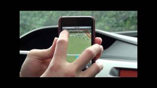 Magellan GPS: Turning your iPod Touch into a complete GPS Navigation Solution