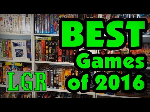 LGR - Best Games of 2016