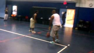 Neighborhood Unisex Barbershop Basketball Showdown
