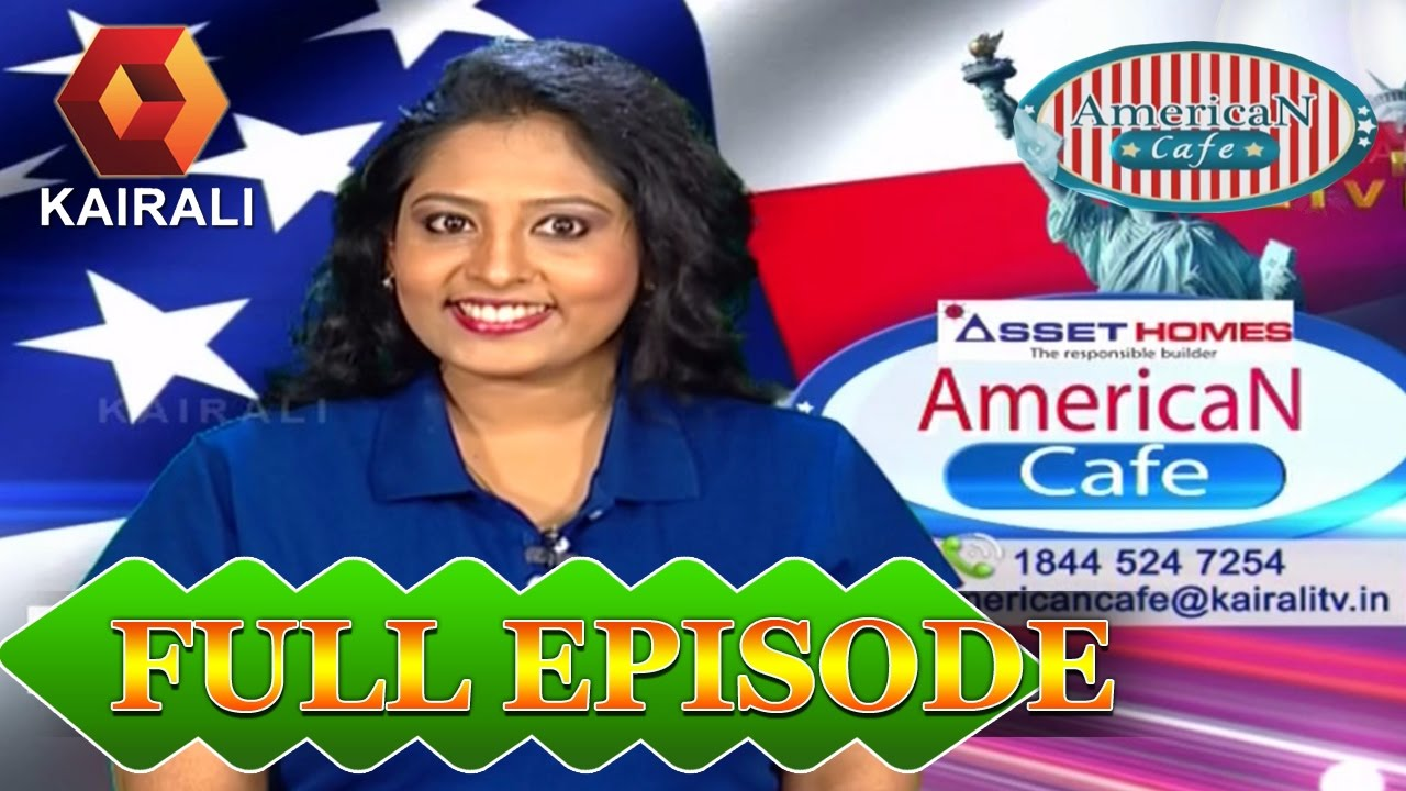 American Cafe | 5th December 2016 | Full Episode